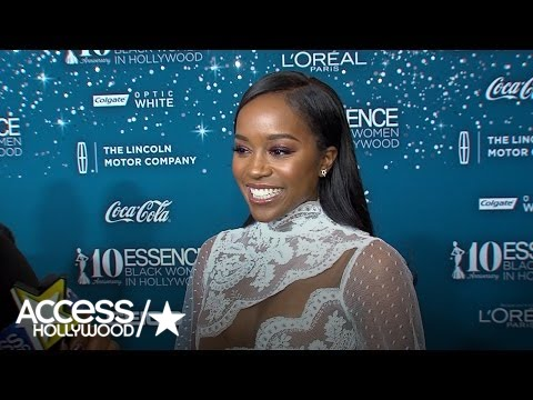 'How To Get Away With Murder': Aja Naomi King Reacts To Wes' Death  Access Hollywood