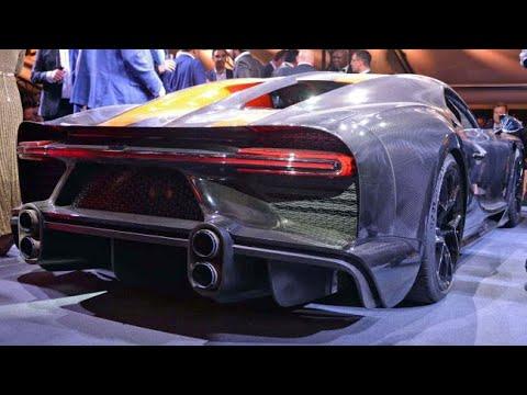 Exhaust Sound of 300+ Bugatti Chiron Super Sport 😱🔥