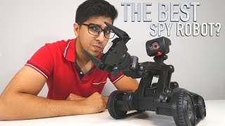 UNBOXING & LETS PLAY! - MEBO 2.0 ROBOT Toy from SkyRocket 2017 NEW (FULL REVIEW)