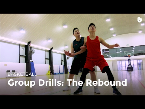Group Drills: The Rebound | Basketball