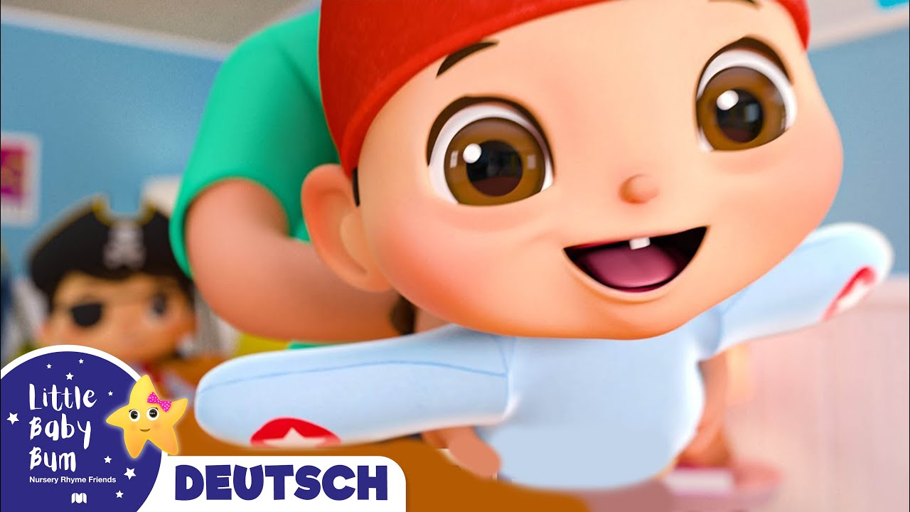 Wir verkleiden uns für Halloween   Kinderlieder   Little Baby Bum Deutsch   Cartoons für Kinder