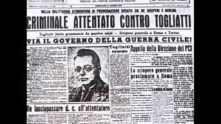 Francesco de Gregori & Giovanna Marini - L'attentato a Togliatti (Anonimo)