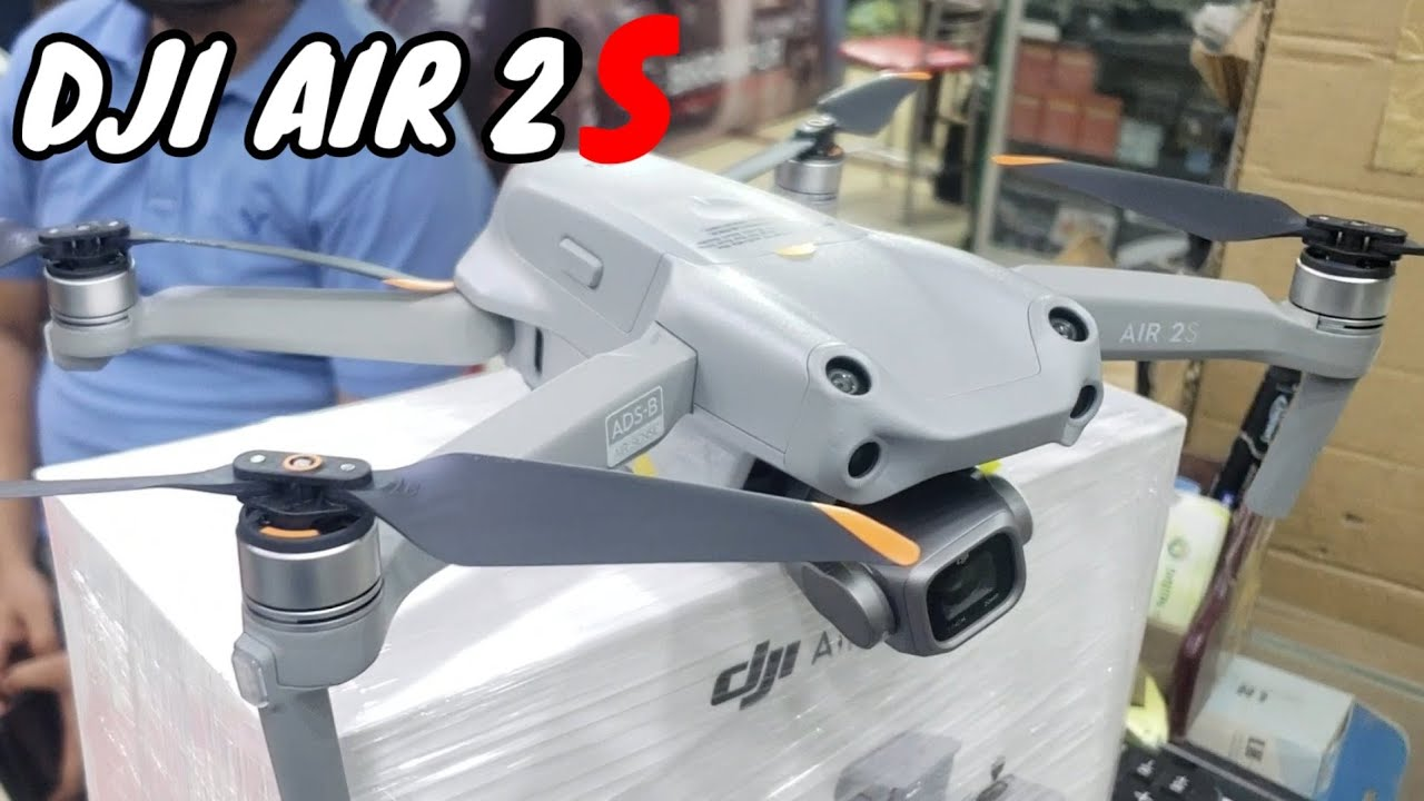 DJI AIR 2 S Unboxing and Review. happy sell. Camera service bd.