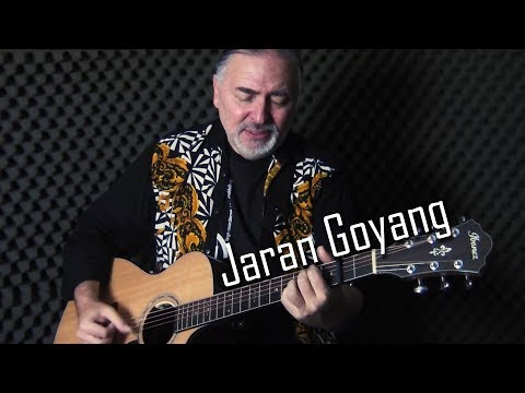 Jaran Goyang  –  fingerstyle guitar
