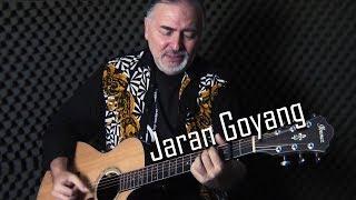 Video Jaran Goyang  -  fingerstyle guitar download MP3, 3GP, MP4, WEBM, AVI, FLV Maret 2018