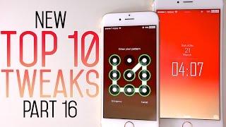 New Top 10 Cydia Tweaks Part 16 - iOS 8.2 & 8.1.2 Taig Jailbreak Compatible