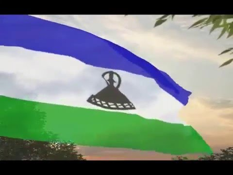 Kingdom of Lesotho  Muso oa LesothoAnthem'Lesotho, land of our Fathers' played by Myrrh Klimper´s