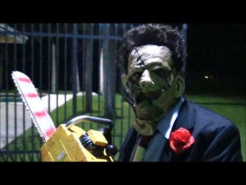 Leatherface Part 2 | Mask | Cosplay | The Texas Chainsaw Massacre 2