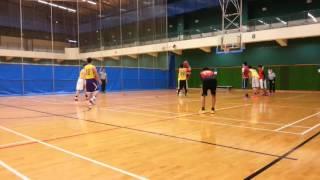 第12屆車仔盃籃球聯賽D3 十八鄉區居民協會 VS VBOY
