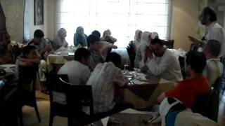 Gençlere Umrede Konferans Vaizismail