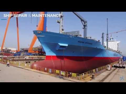 Sefine Shipyard Presentation Video