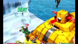 Power Stone 2 (Dreamcast) Arcade as Pride