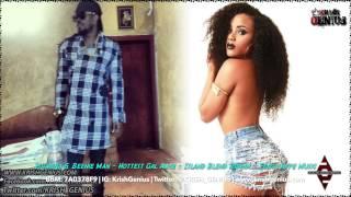 Ishawna & Beenie Man - Hottest Gal Alive [Island Blend Riddim] April 2014