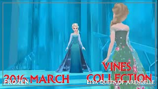 [MMD Frozen] 2015winter~2016 MARCH MY VINES Collection (+1 000~7,000) TAKUMA1216