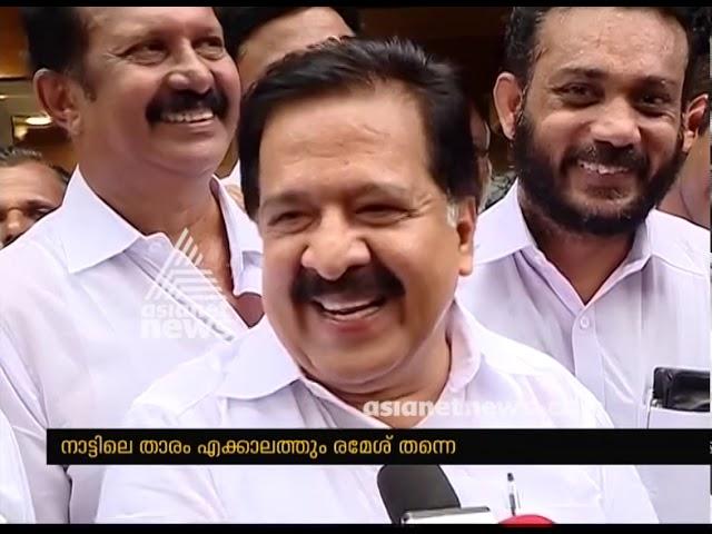 Ramesh Chennithala campaigning at Chennithala | Chengannur Election 2018
