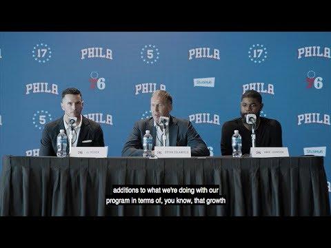 Summer League Storyline | JJ Redick & Amir Johnson