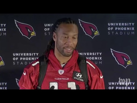 Arizona Cardinals hold a news conference