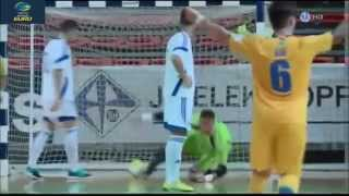 Bosnia and Herzegovina vs Kazakhstan 0:5 [BHT1]  First leg ( Futsal Euro Play-Off )