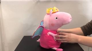 "Мягкая игрушка ""Принцесса Пеппа"""