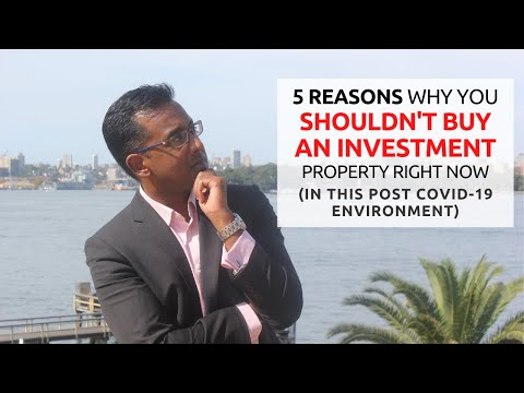 [2020] 5 Reasons Not To Invest In Property (Property Investing Australia)