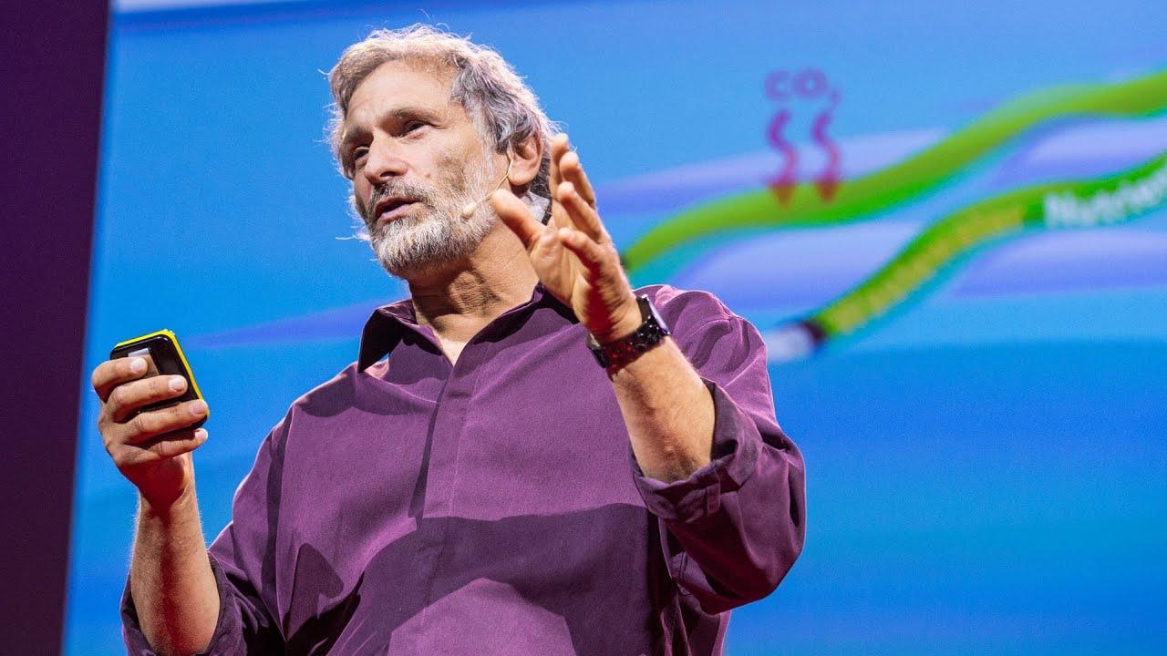 Jonathan Trent: Energy from floating algae pods