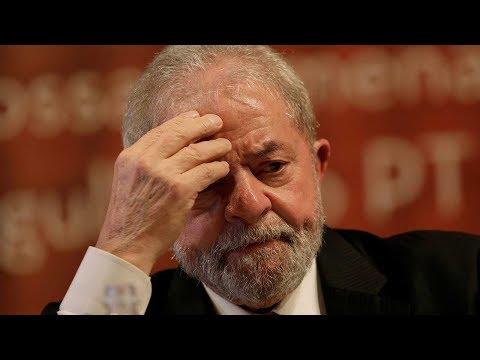 Brazil's ex-president Silva sentenced to 10 years in prison for corruption