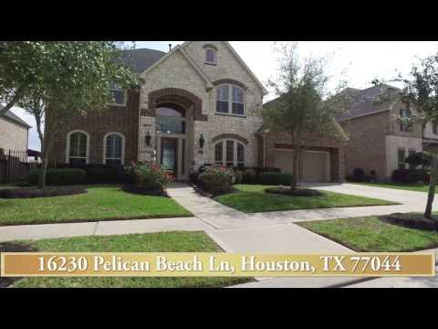 16230 Pelican Beach Ln, Houston, TX 77044