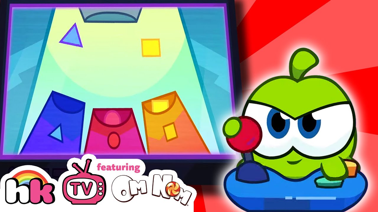 Best of Om Nom Stories - Nibble Nom: Stellar Sorting (Season 17) | Funny cartoons by HooplaKidz Tv