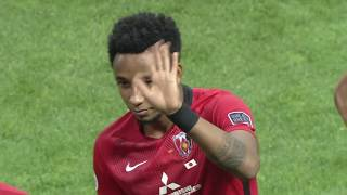 Urawa Red Diamonds celebrate with their fans! 2017 Video
