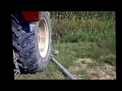 Irrigazione con ford 8340 arcobaleno spettacolare doovi for Getti x irrigazione