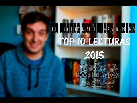 Top 10 de las mejores lecturas del año 2015
