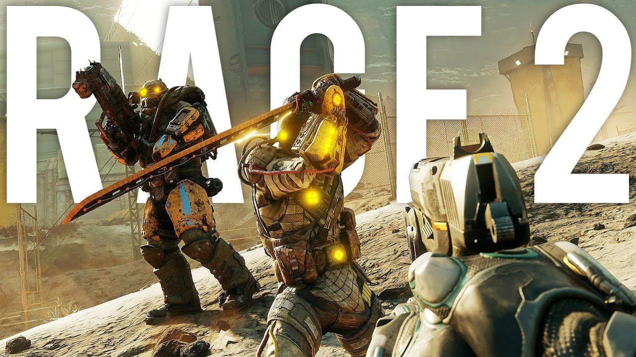 Rage 2 Gameplay Erste Eindrücke + video