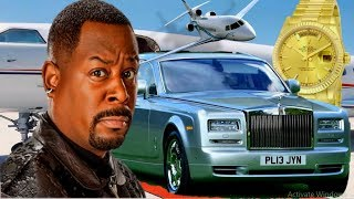 6 MOST EXPENSIVE THINGS OWNED BY MARTIN LAWRENCE