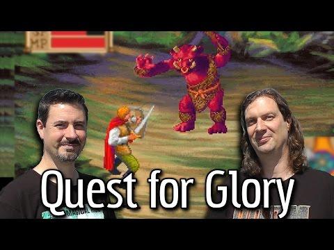 Sierra Quest For Glory Series Retrospective