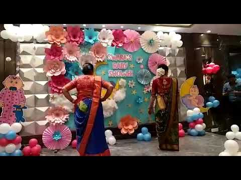 Ek Nanha Sa Mehman- Nani And Dadi Dancing On Baby Shower