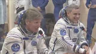One year crew launches to ISS on This Week @NASA