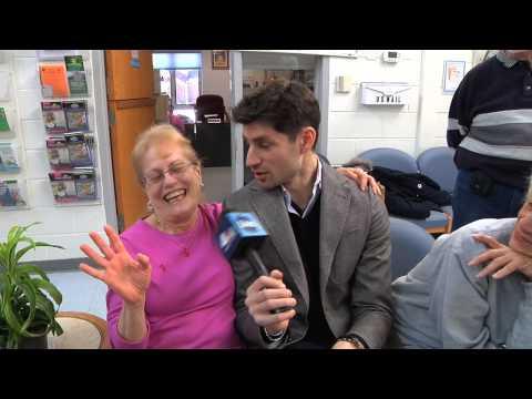 Ben Finds Love...At The Senior Center