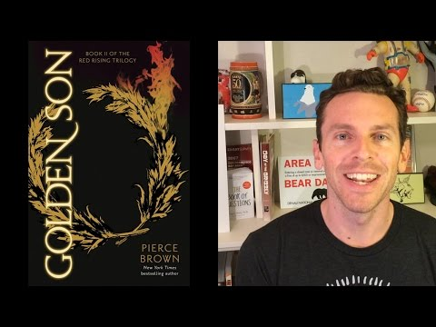 Audiobook Review: Golden Son by Pierce Brown