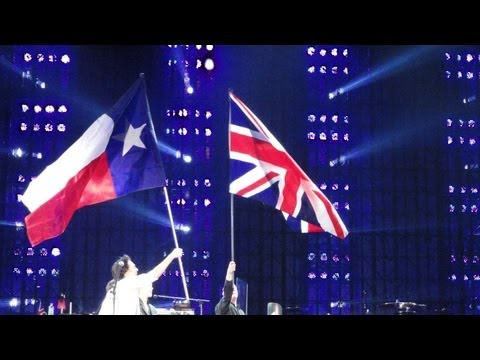 Paul McCartney - Complete Concert - Houston,  2012