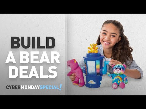 Top Cyber Monday Build A Bear Deals: Build-A-Bear Workshop Stuffing Station by Spin Master (Edition