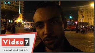 """المواطن محمد لمحافظ أسيوط: """"أقاربى بيهدونى ونفسى أروح بلدى"""""""