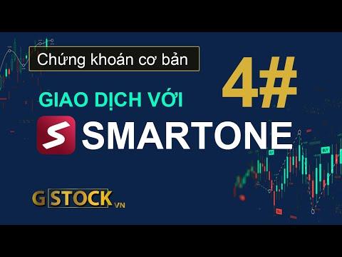 Hướng dẫn sử dụng giao dịch chứng khoán với SmartOne