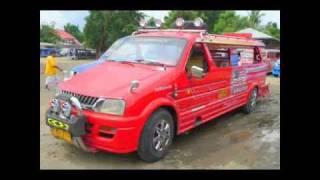 iloilo jeepney & manila bus