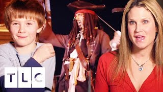 Mother Throws 31k Pirate Kids Party Without Telling Her Husband  Outrageous Kid Parties