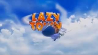 Lazytown Theme Song - Lyrics