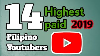 YOUTUBERS   2019 Highest Paid   socialblade.com