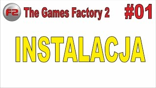 The Games Factory 2 - Instalacja programu - #01