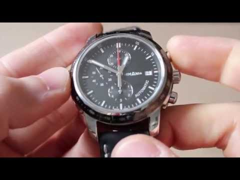 "A Review of the Lemania Automatic Chronograph Limited Edition ""Trademark Piece"""