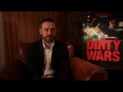 Dirty Wars' co-writer/producer Jeremy Scahill interview