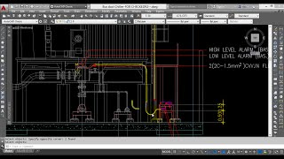 How to draw flexible conduit AUTOCAD
